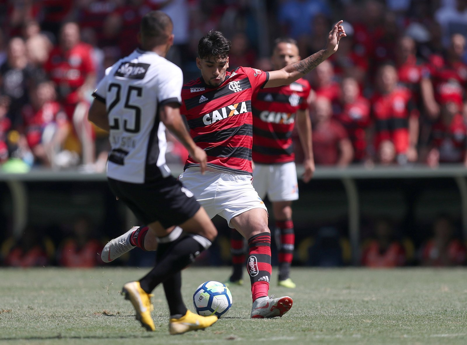 Liverpool not interested in Lucas Paqueta