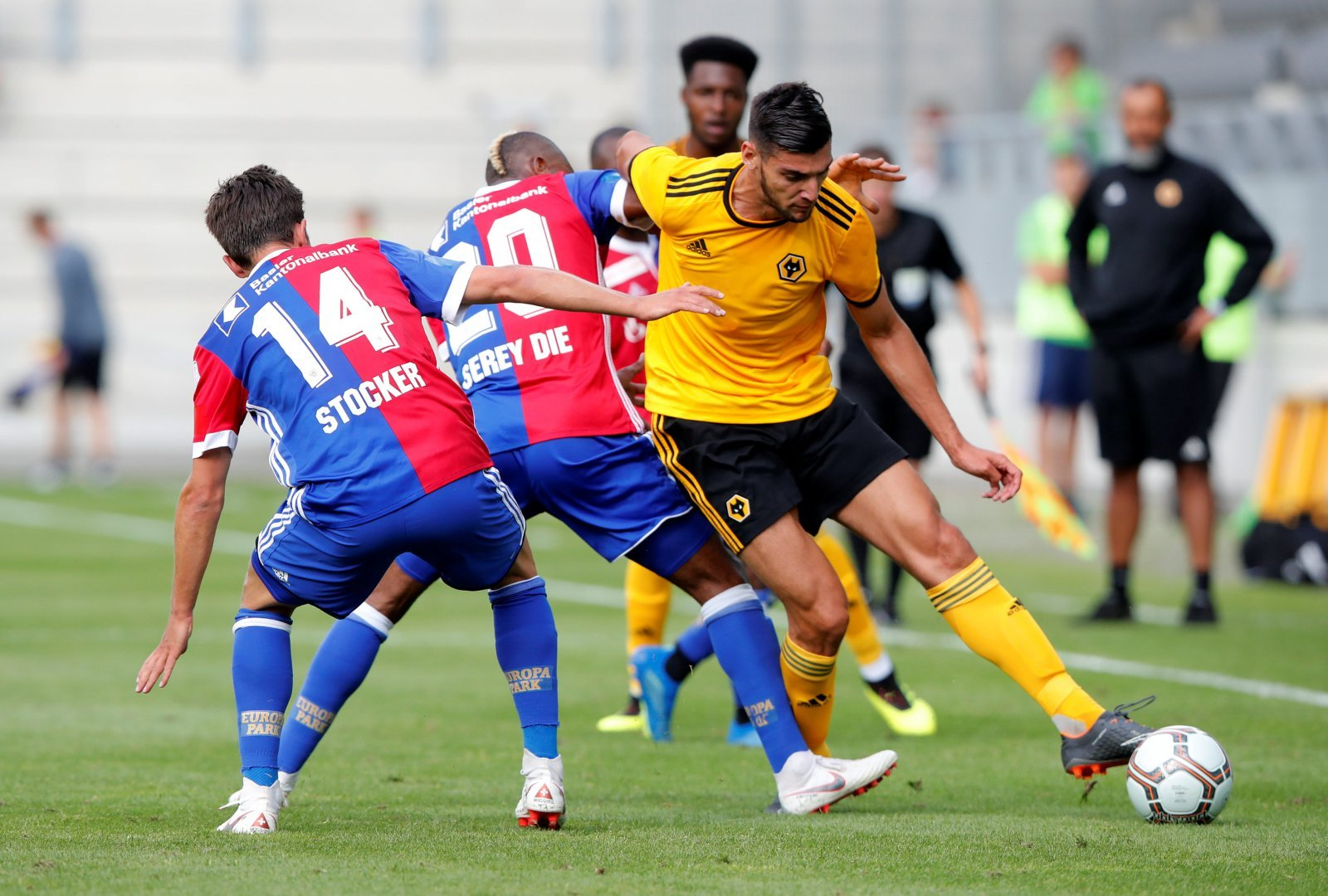 Wolves: Zaragoza refusing to give up on Rafa Mir