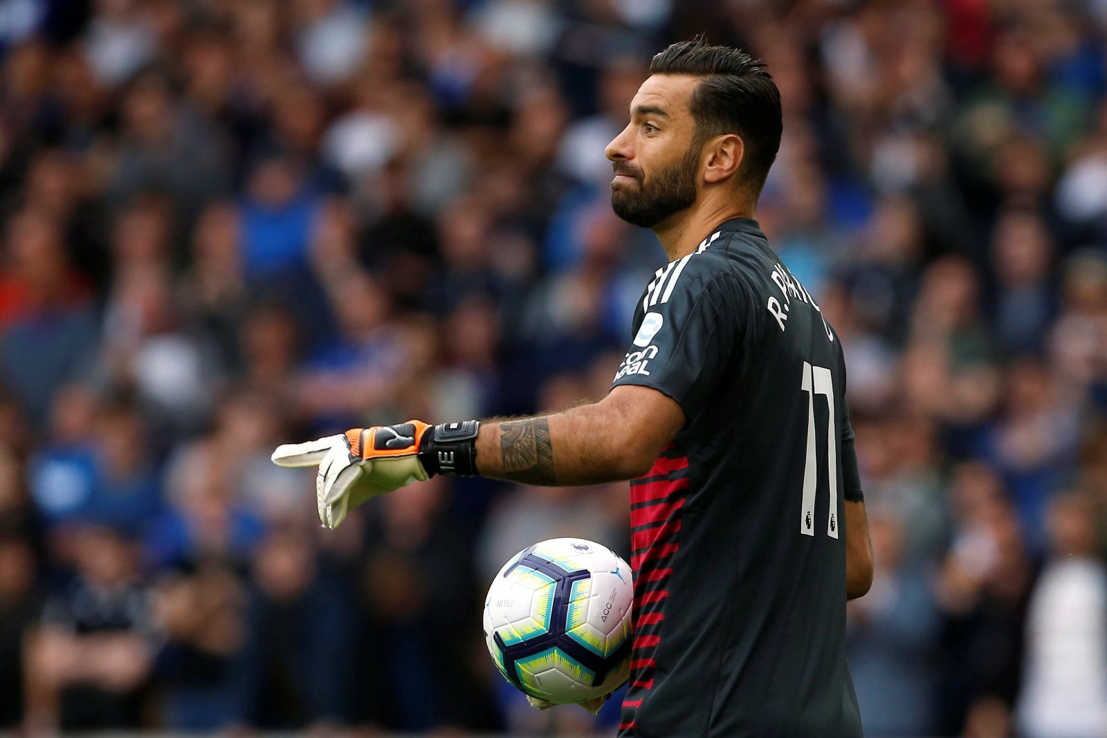 Wolves: Fans laud Rui Patricio after penalty save against Manchester United