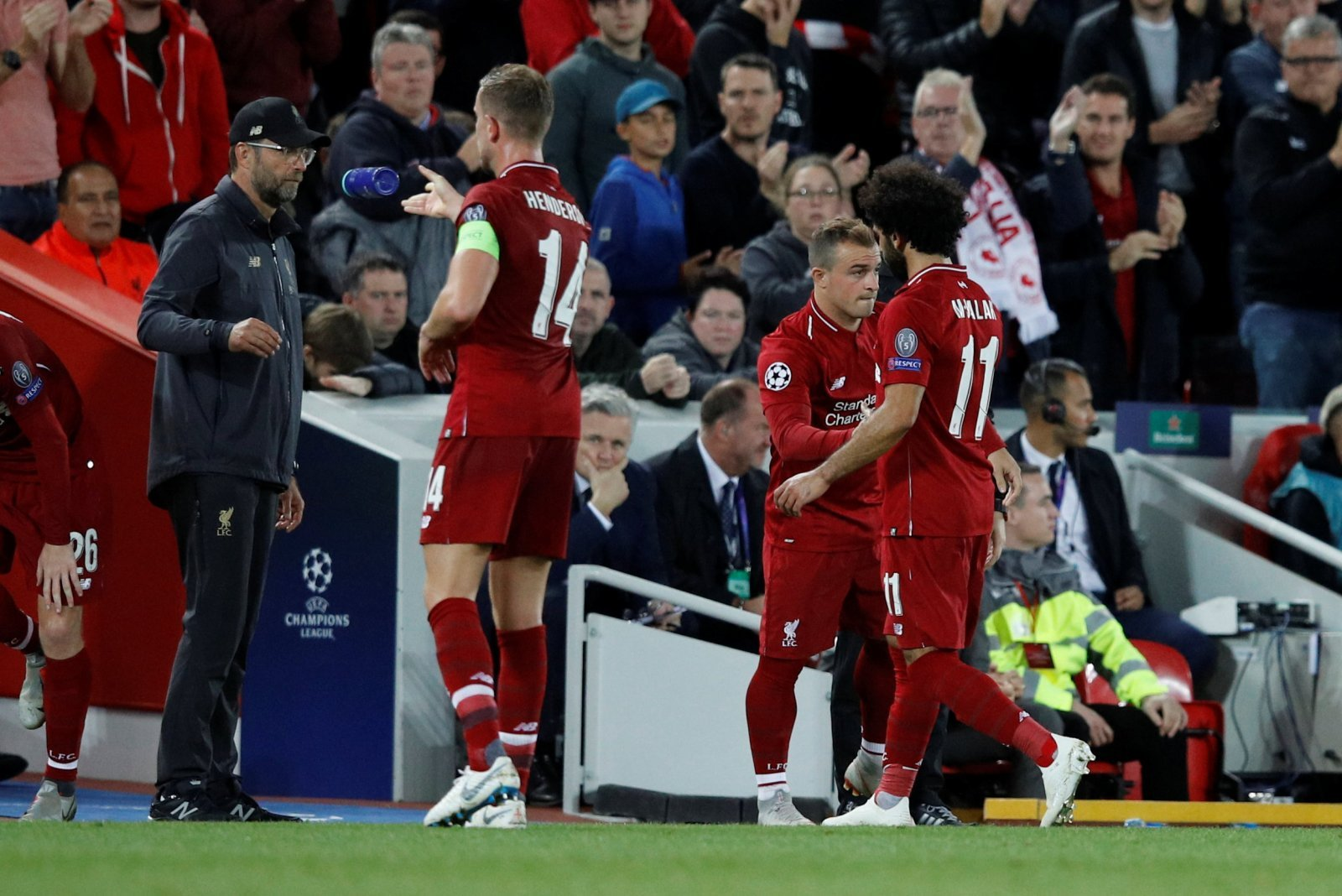 Sections of Liverpool support actually want Mo Salah sold
