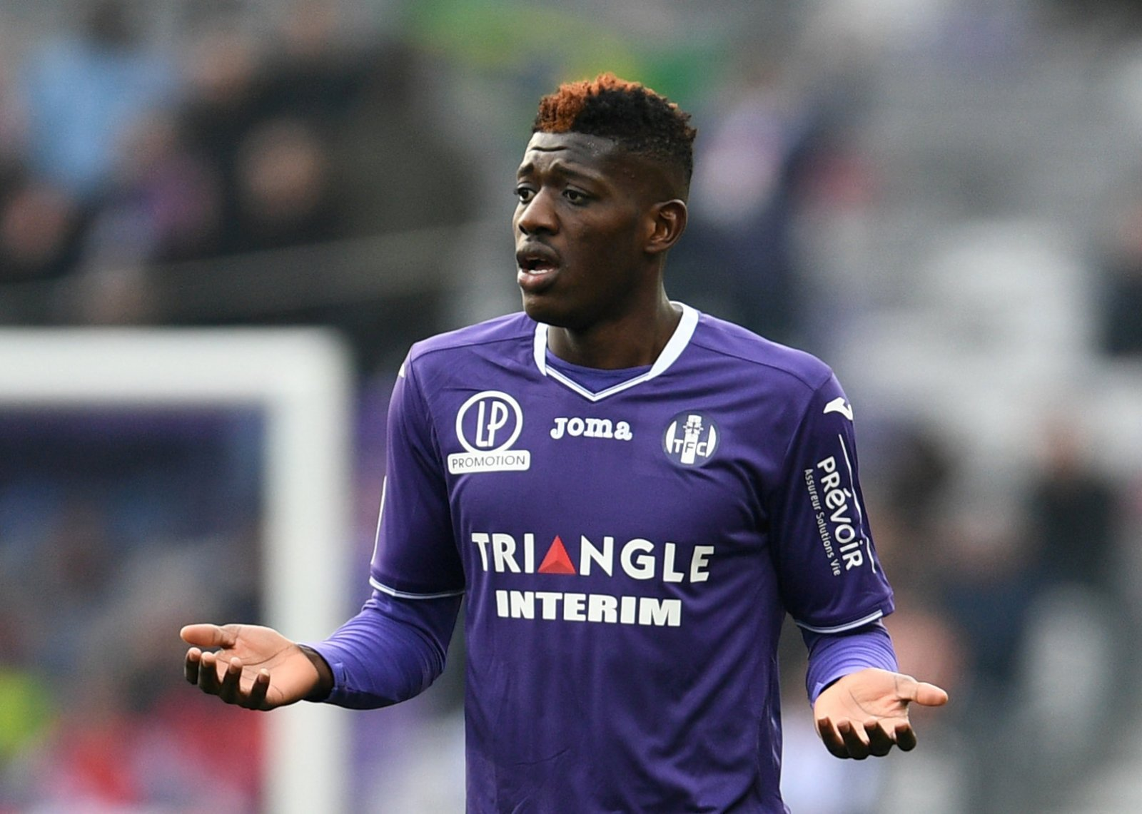 West Ham could do with a powerful midfielder like Ibrahim Sangare
