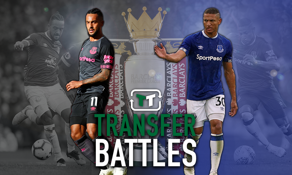Transfer Battle: Richarlison vs Theo Walcott