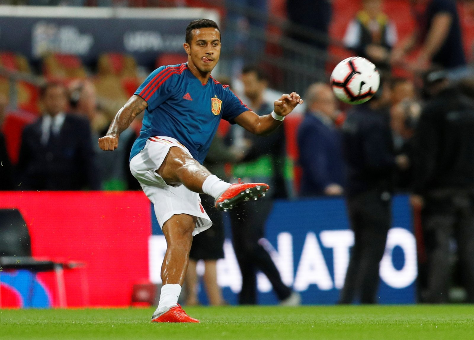 Thiago exactly the kind of superstar desperately needed at Tottenham