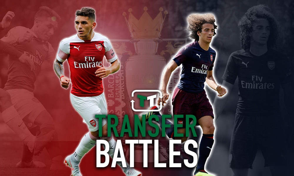 Transfer Battle: Matteo Guendouzzi vs Lucas Torreira