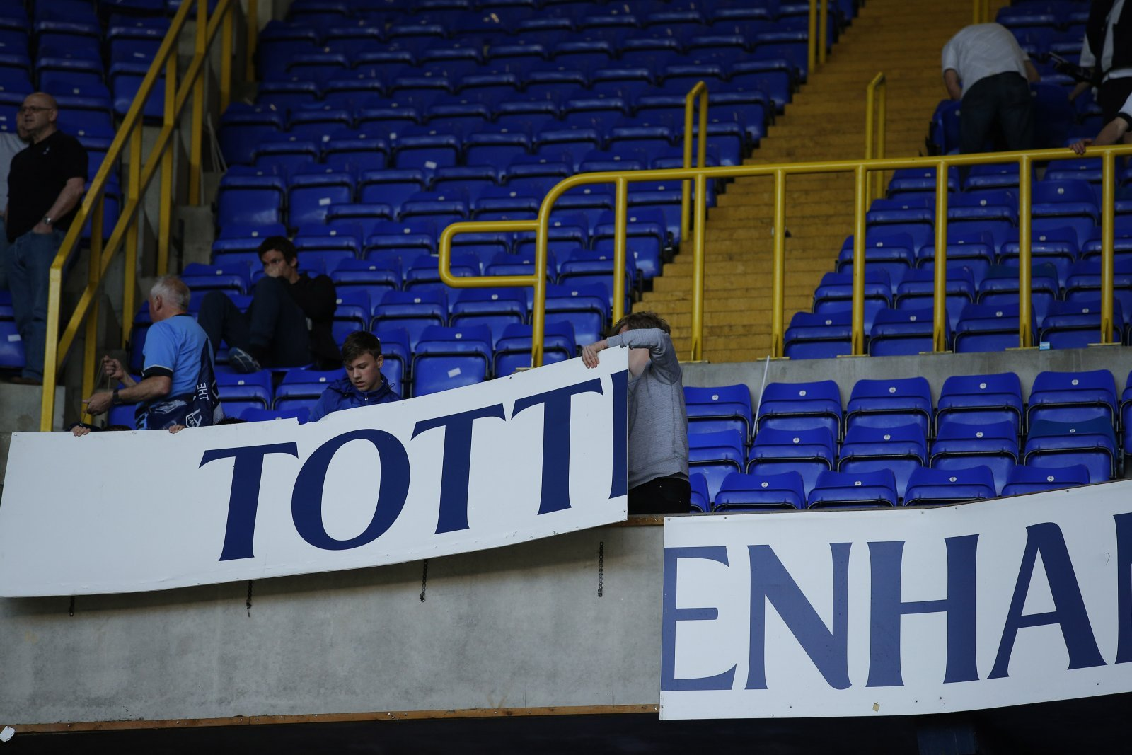 Tottenham fans far from pleased with club's latest tweet