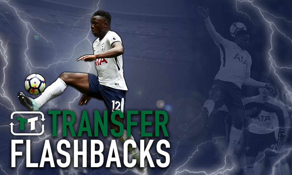 Transfer Flashbacks: Victor Wanyama