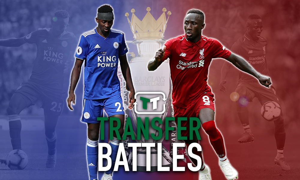 Transfer battle: Leicester have a star in the making but have Liverpool found the next Gerrard?