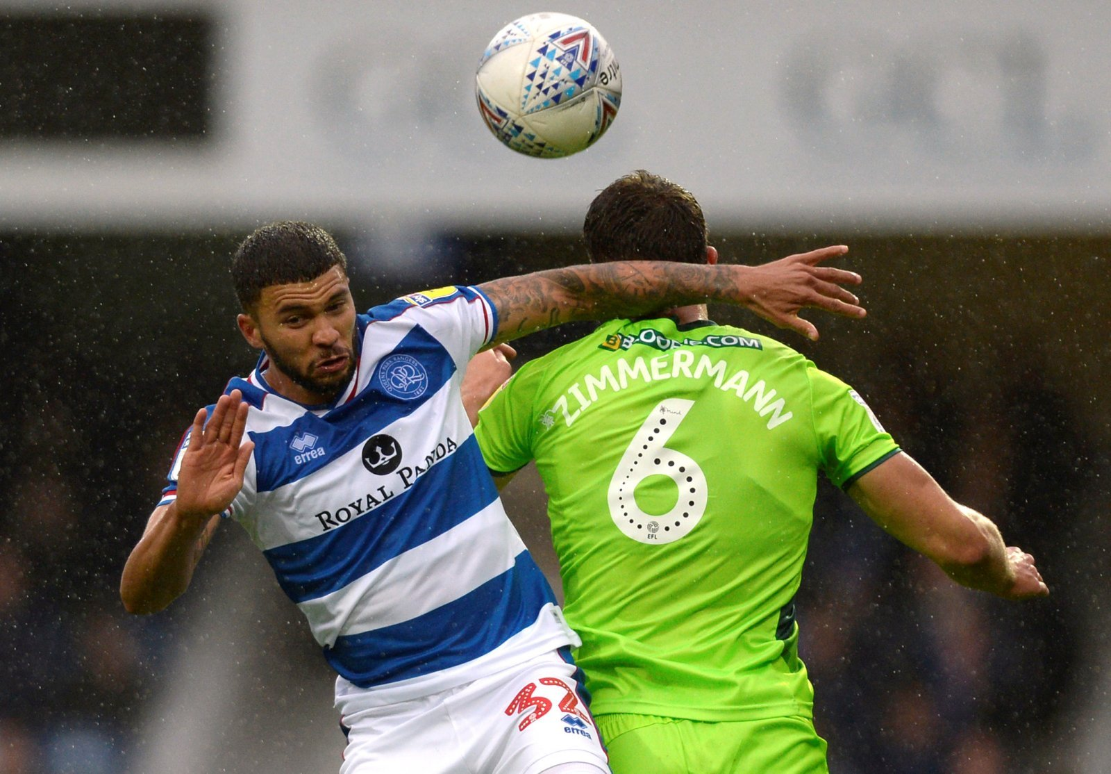 Nakhi Wells is the key to a QPR win against Swansea City today