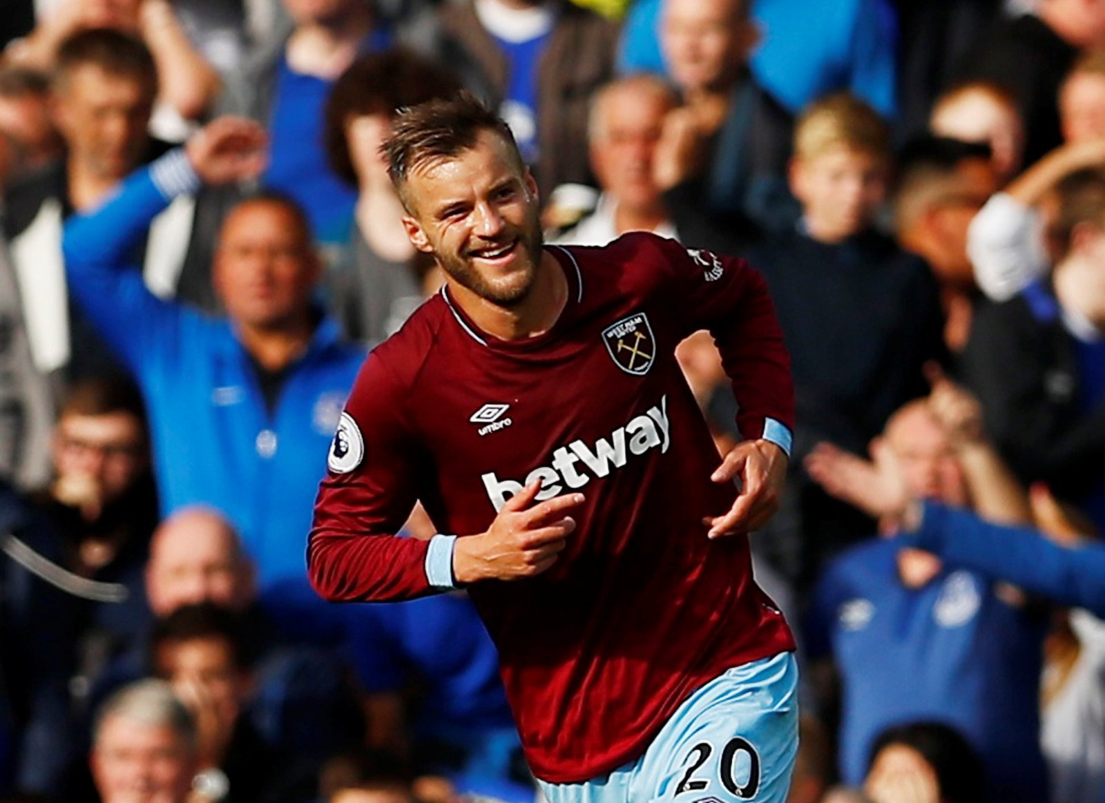 Andriy Yarmolenko could make West Ham return earlier than expected