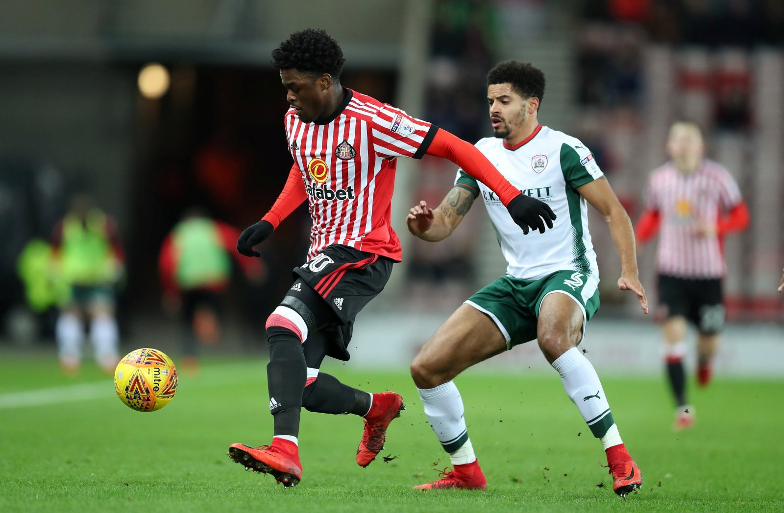 Introducing: Josh Maja