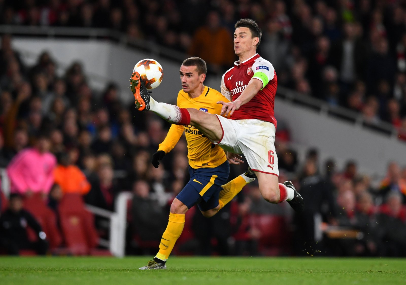 75% of polled fans think Laurent Koscielny has a future at Arsenal