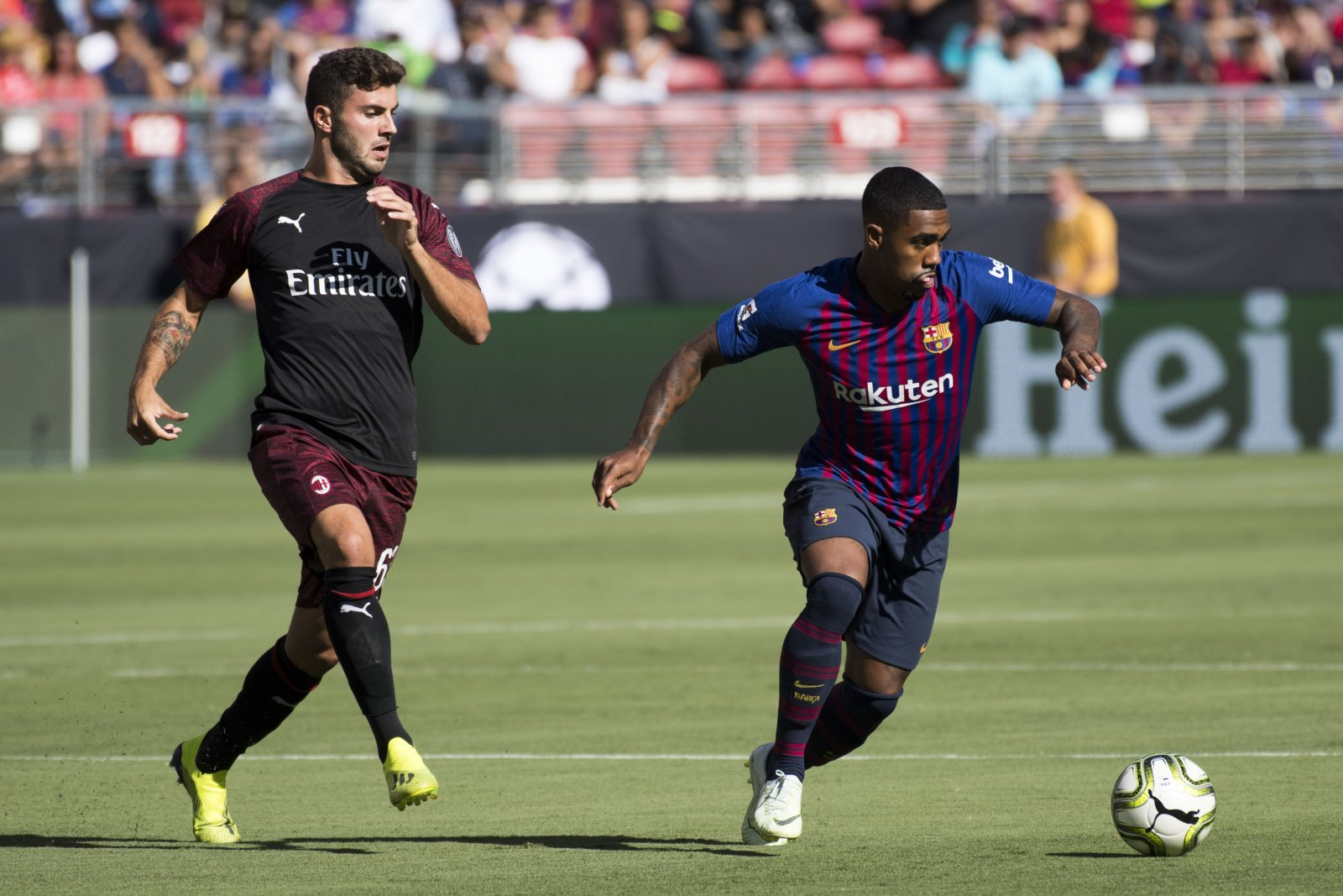 Chelsea should save Malcom from his Barcelona nightmare