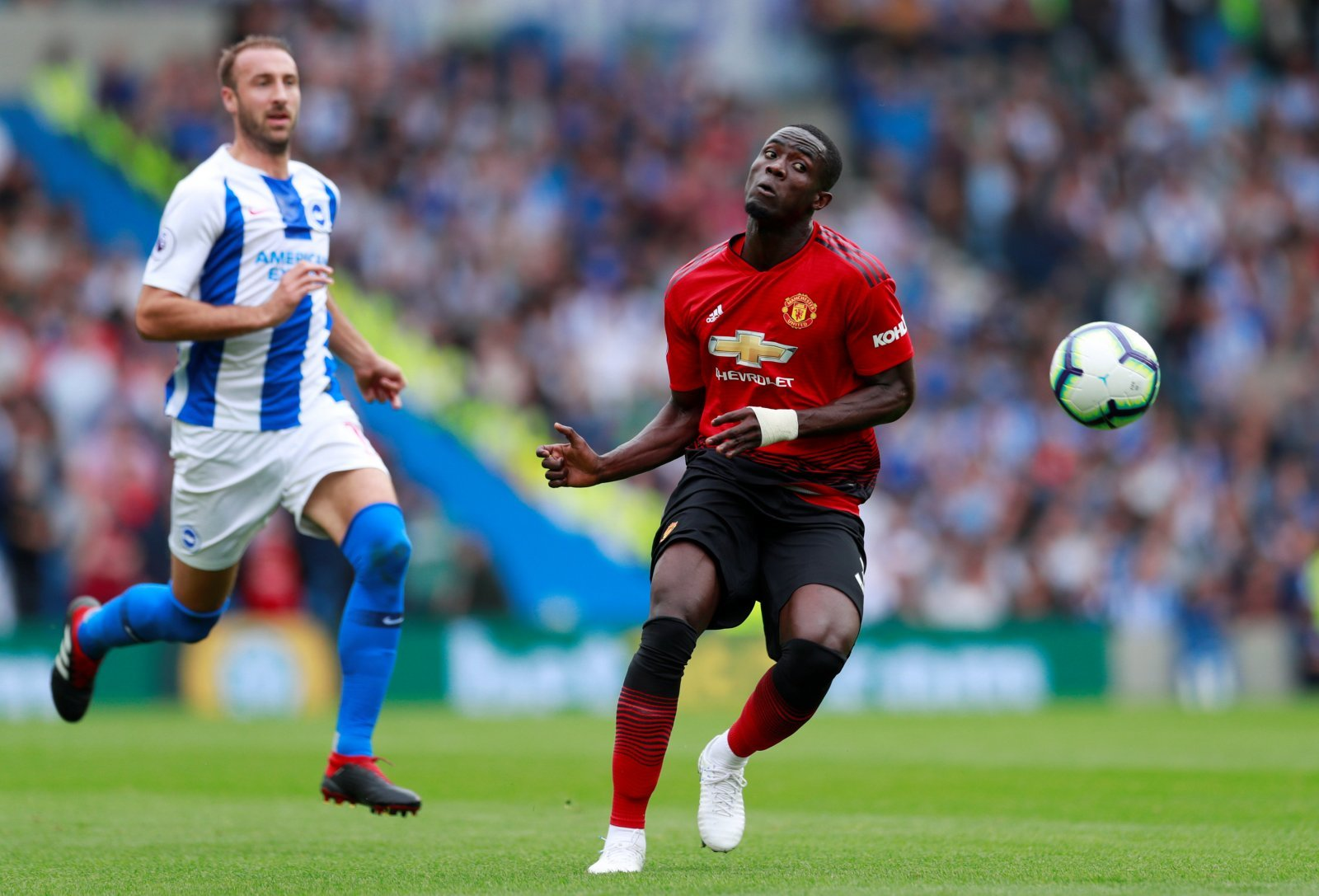 Everton must turn attentions to Eric Bailly if permanent Kurt Zouma deal fails to materialise