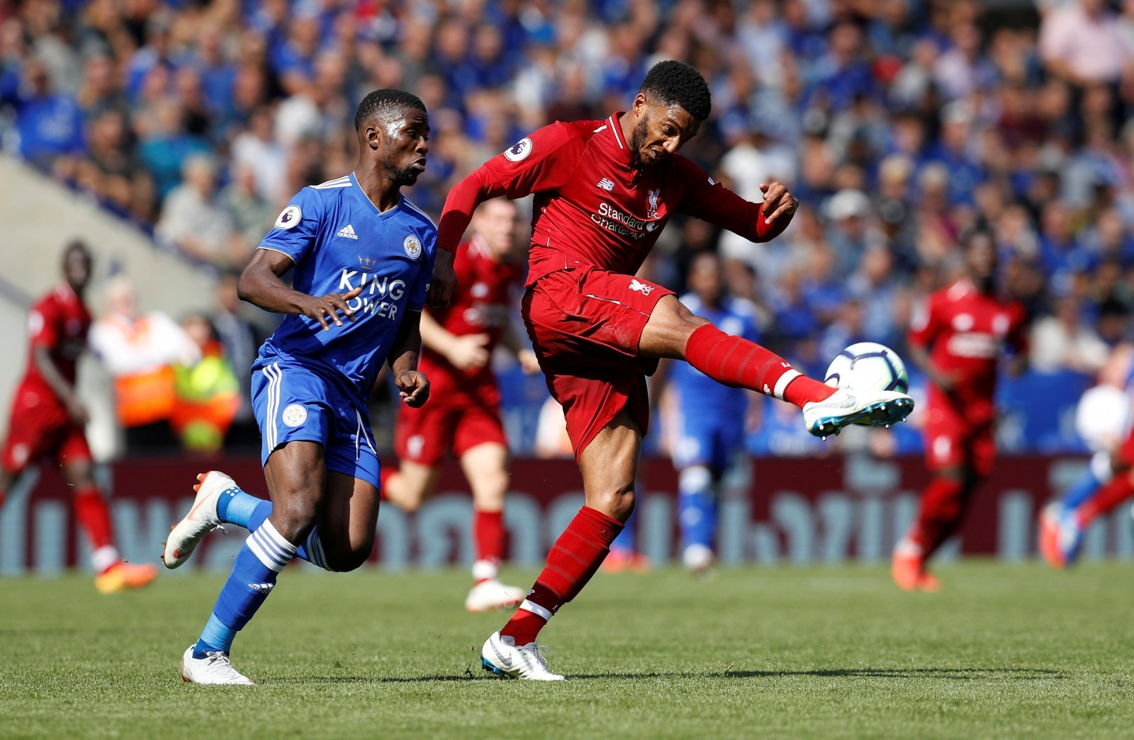 Potential consequences of Joe Gomez returning to action