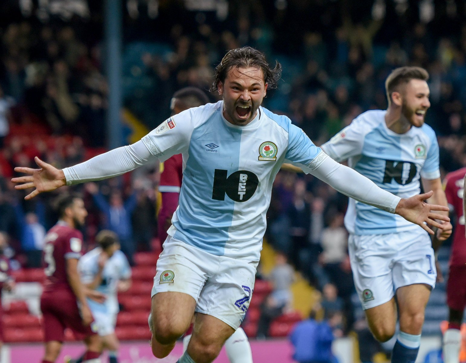 Celtic would be a wonderful home for Bradley Dack in the summer