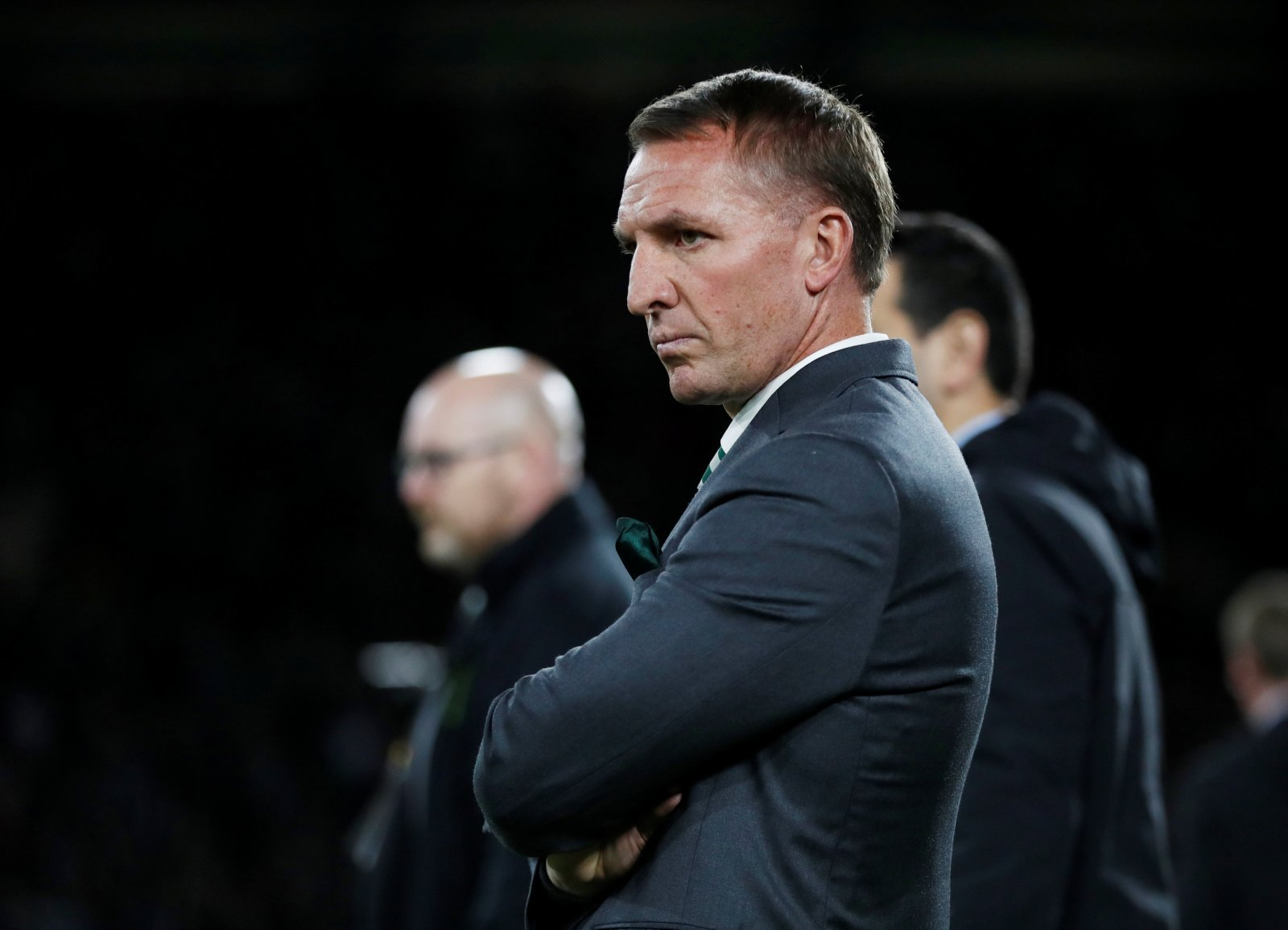 Aston Villa expected to move for Brendan Rodgers