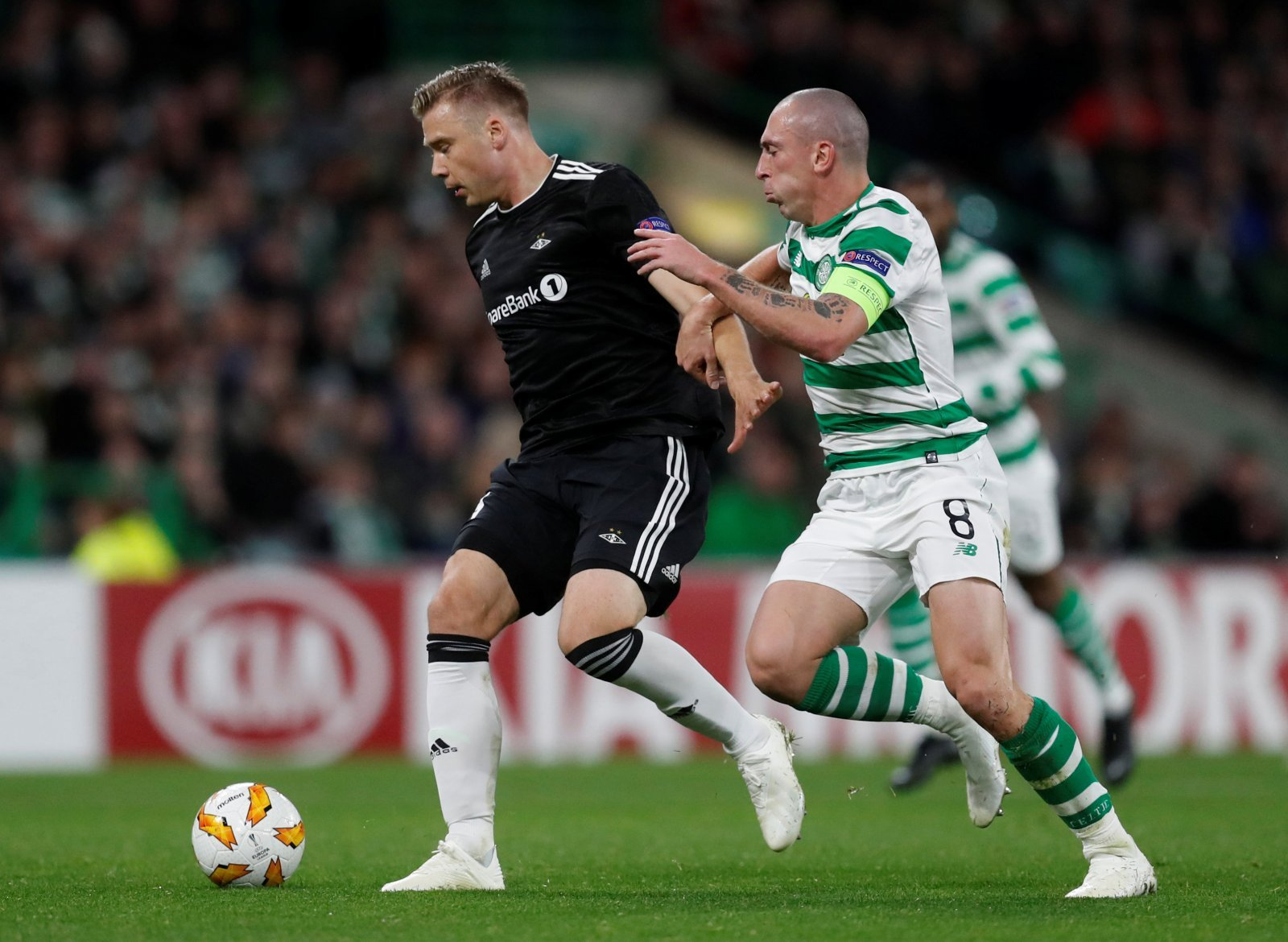 Scott Brown could miss next three games with injury