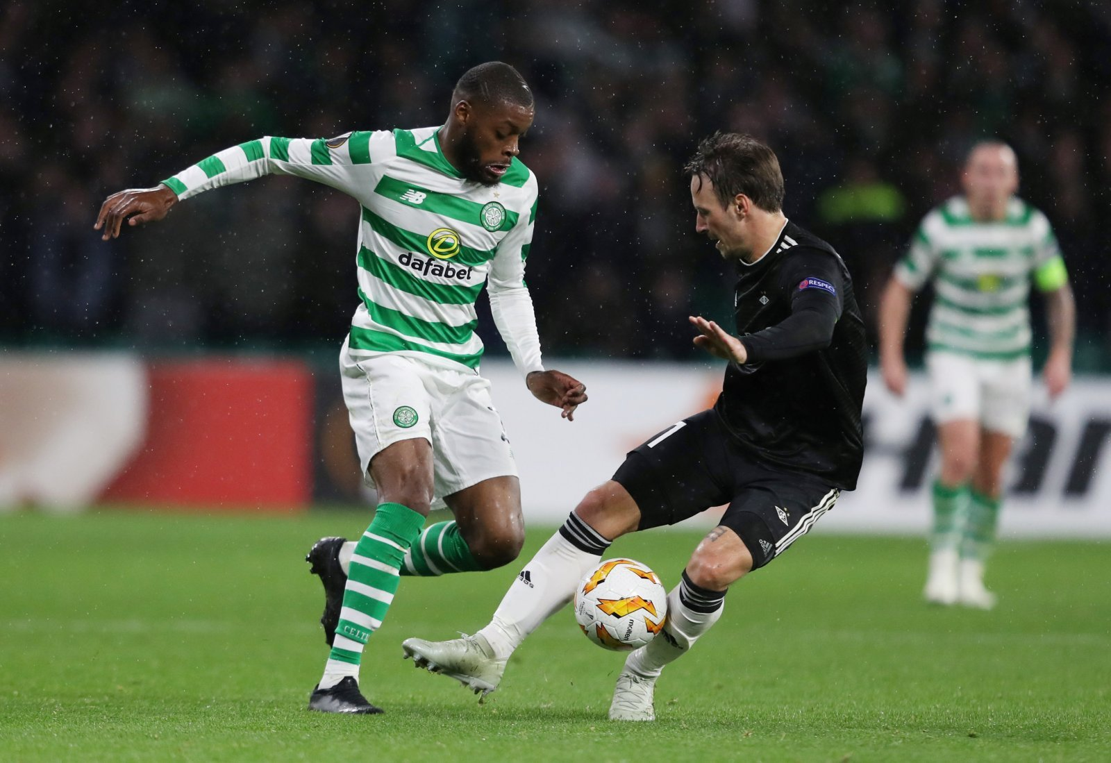 Celtic: Hoops insist Olivier Ntcham will not be sold in January