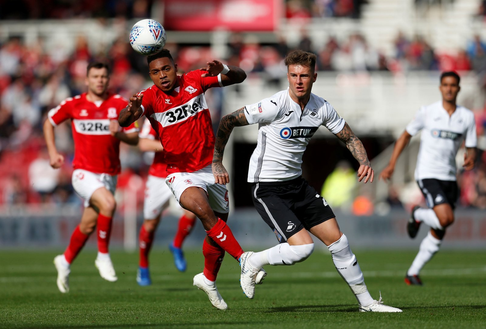 Sheffield United: Blades keen on signing Swansea City's Joe Rodon