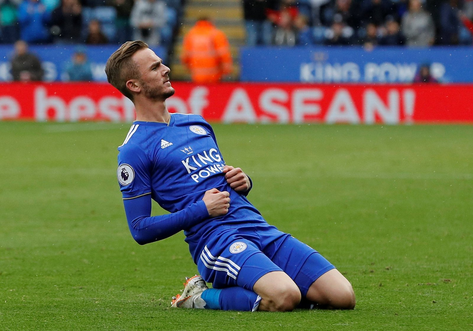 Tottenham must be ready for possible Christian Eriksen exit by landing Leicester's James Maddison