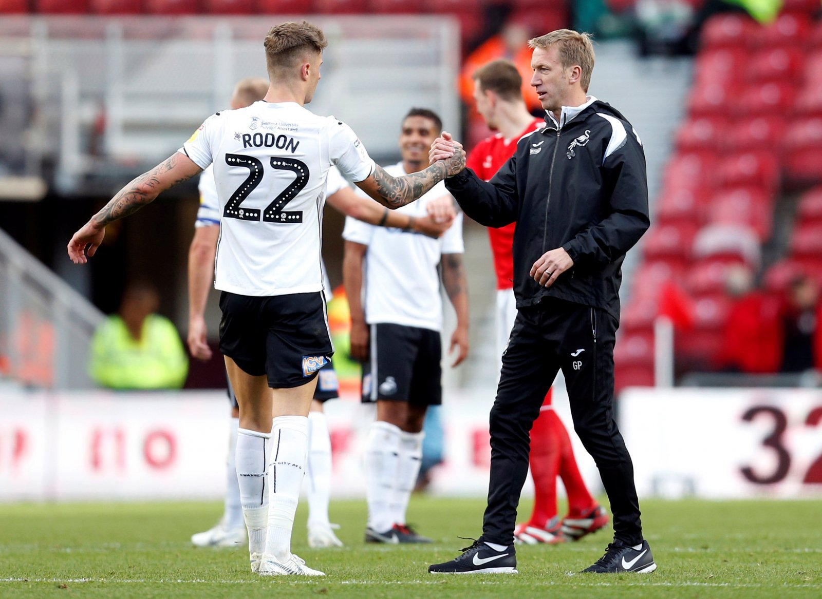 Gigg's comments show Swansea are building for bright a future