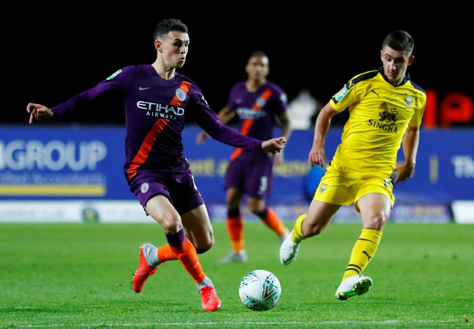 Phil Foden wanted by Juventus