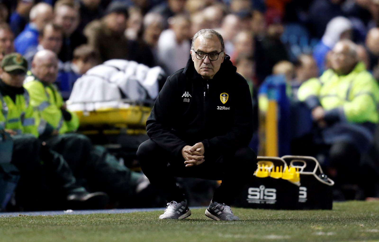 Marcelo Bielsa brings two more Thorp Arch youngsters into the senior side