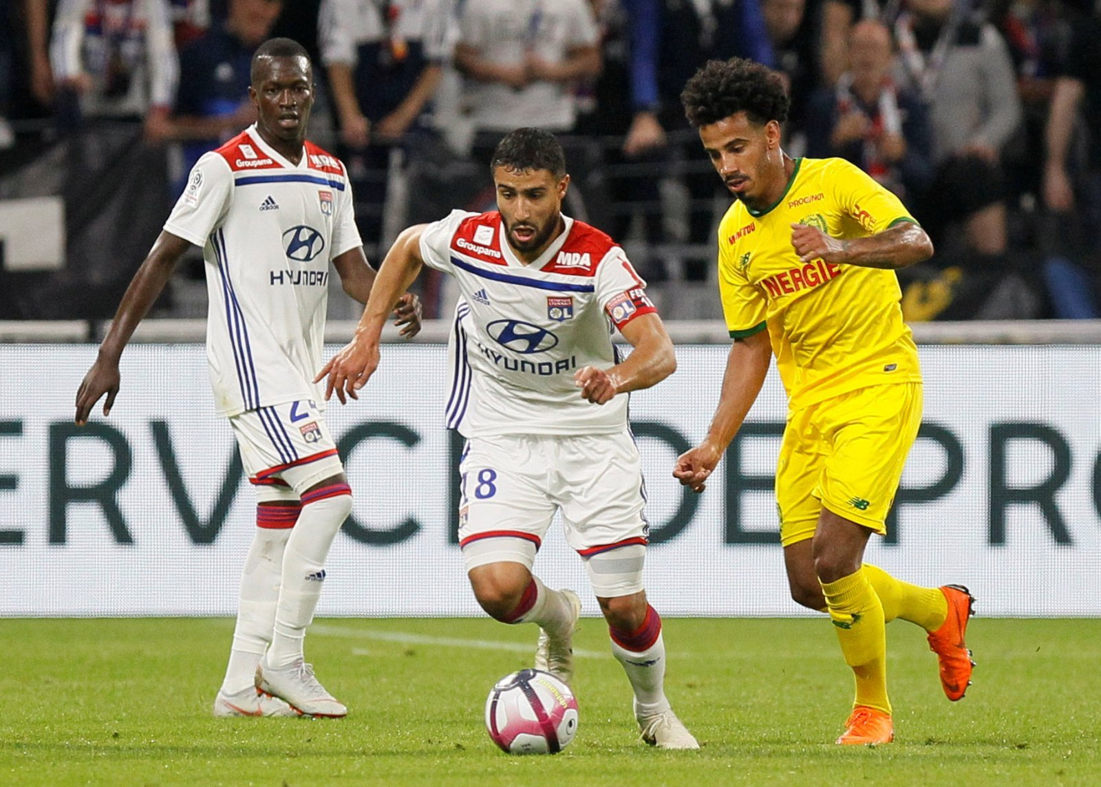 Everton linked with move for Nabil Fekir