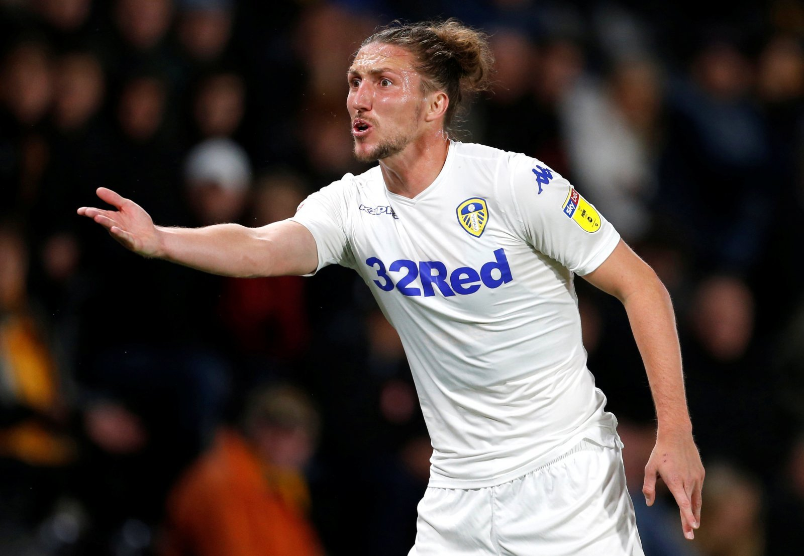 Leeds fans on Twitter fume at Ayling injury