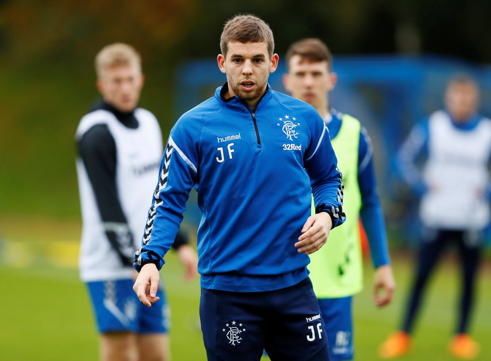 Plenty of Rangers fans were furious with Jon Flanagan's performance against Kilmarnock