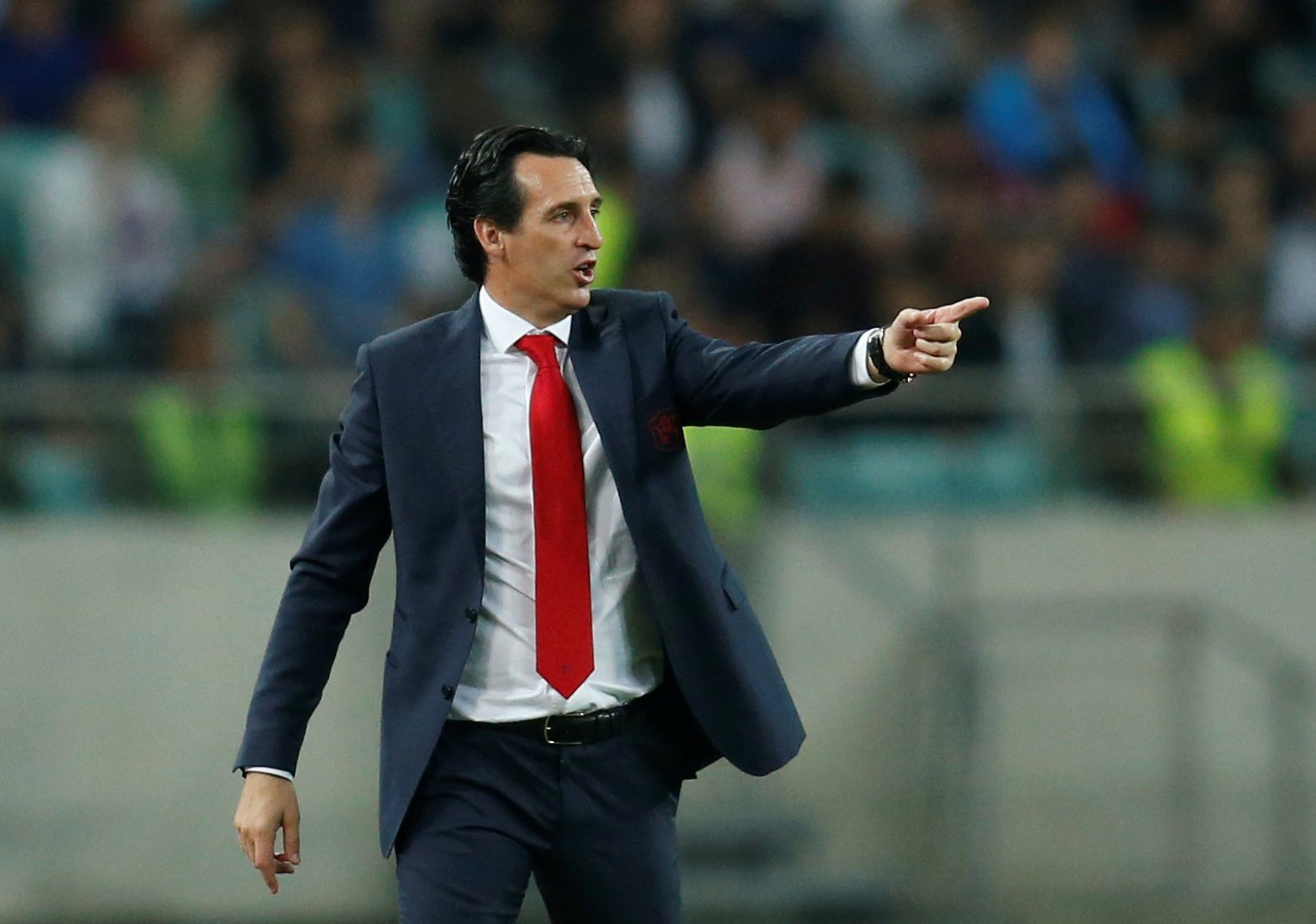 Robert Pires praises Unai Emery's start to life at Arsenal