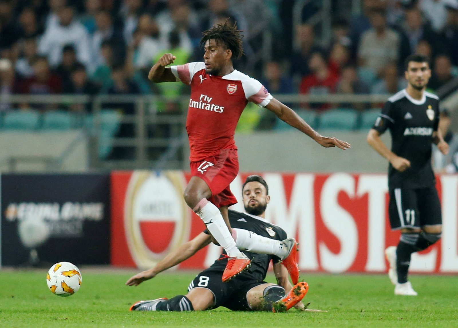 Arsenal fans are spot on: Emery deserves huge credit for Alex Iwobi's resurgence