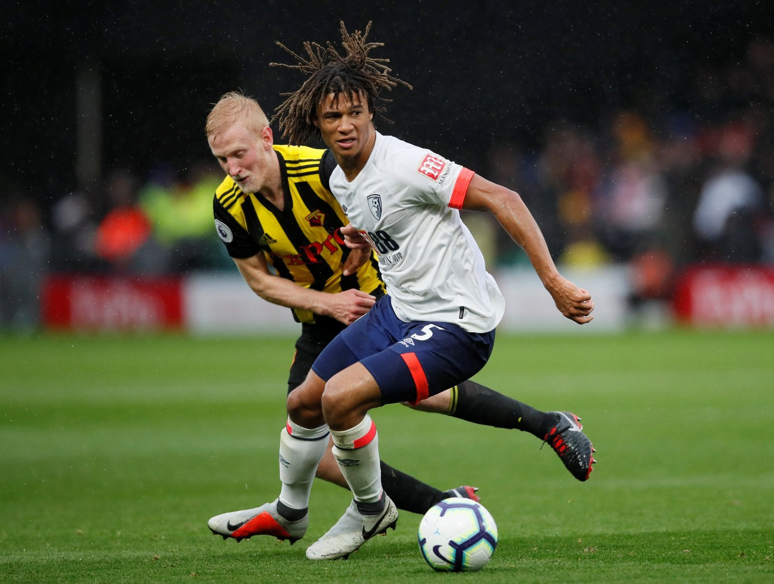 Nathan Ake and Davinson Sanchez could be Tottenham's answer to Laporte and Stones