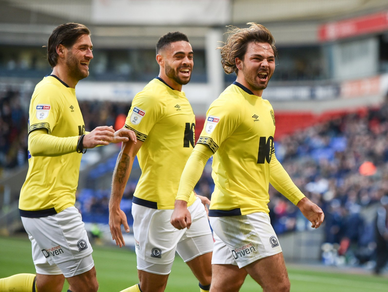Bradley Dack could fill the void left by Manuel Lanzini at West Ham