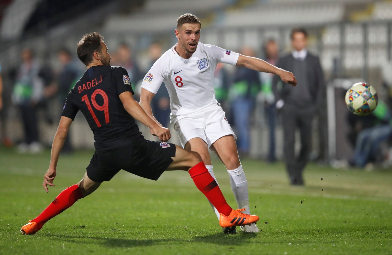 Liverpool fans take to Twitter to laud Henderson after 50th England cap