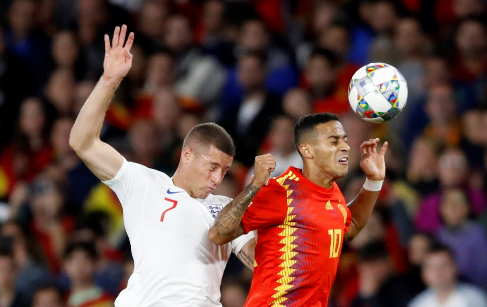 Ross Barkley's England display proved Tottenham missed a trick in January