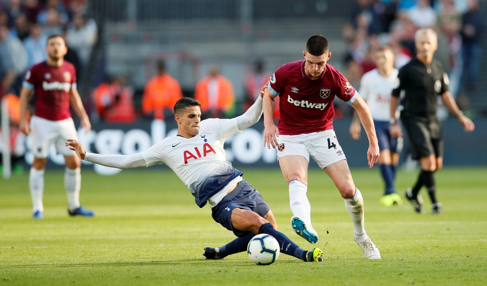 Gareth Southgate's ploy looks to have swung Declan Rice's decision in England's favour