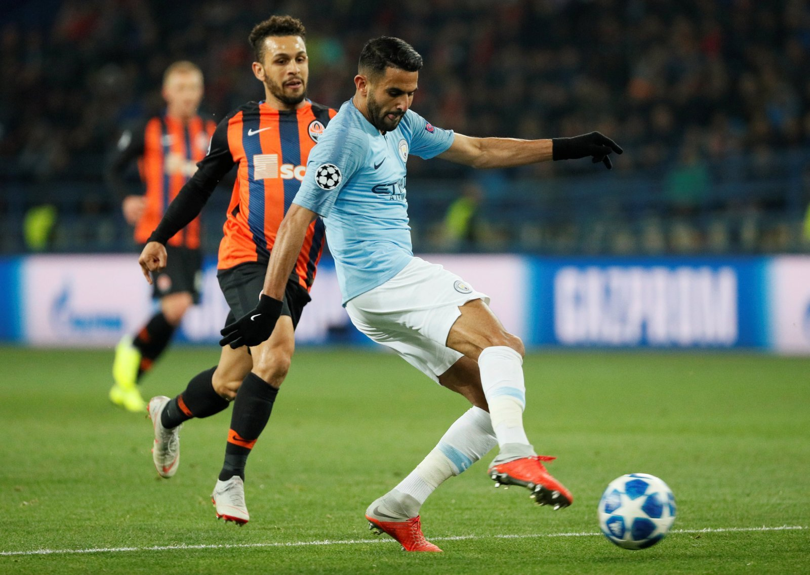 Manchester City: Fans want Riyad Mahrez to be first-choice right-winger