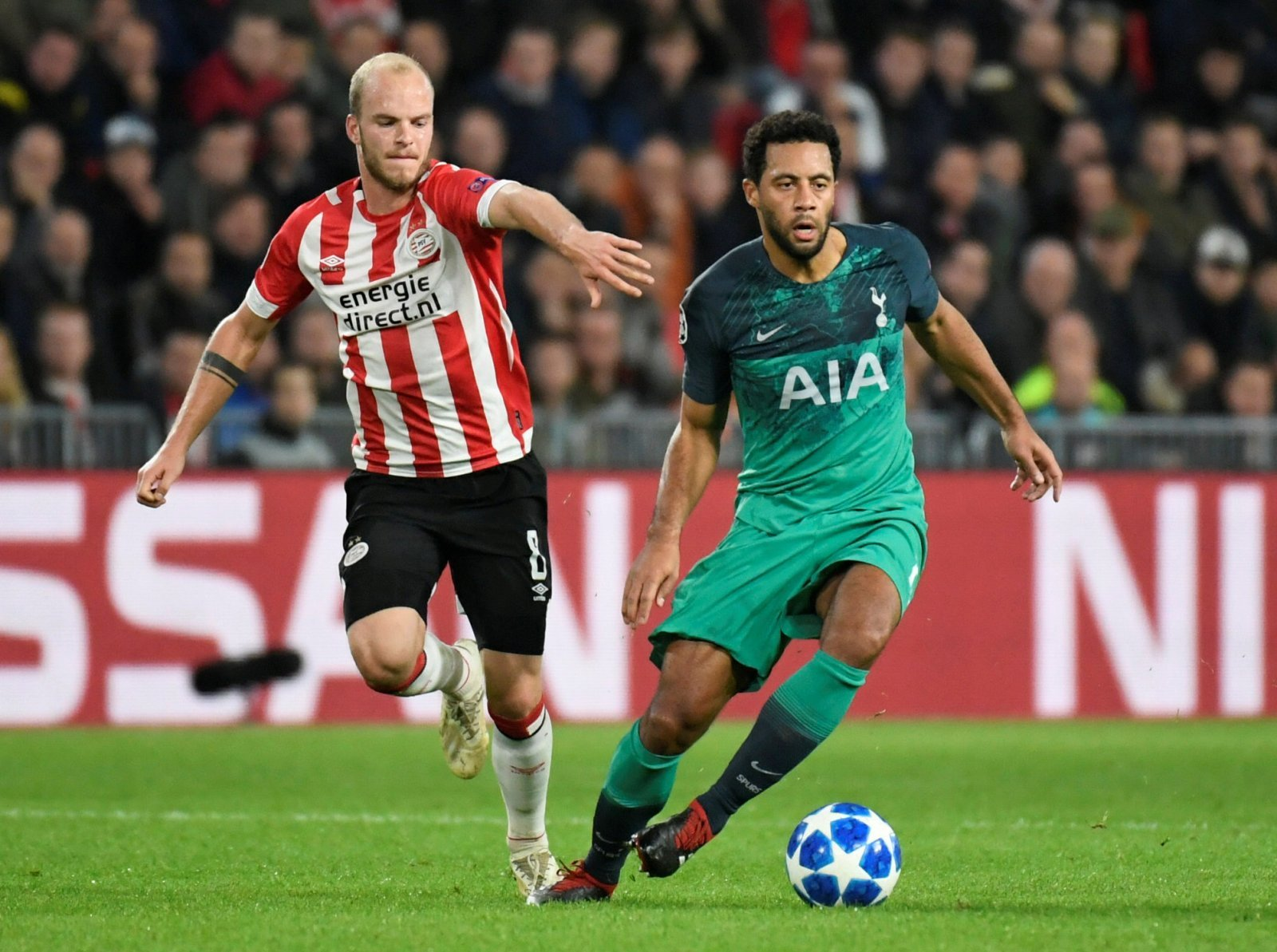 Juventus interested in Mousa Dembele