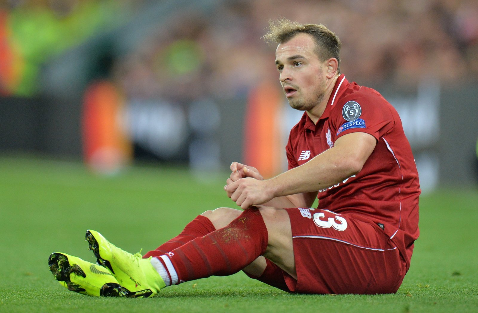 Liverpool's Xherdan Shaqiri will not rule out move to America or China in the future