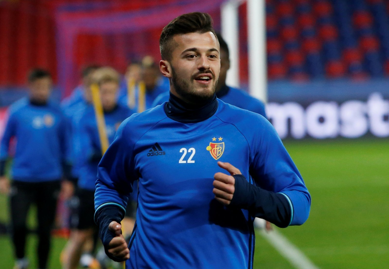 Tottenham could find a quality back-up striker in Albian Ajeti