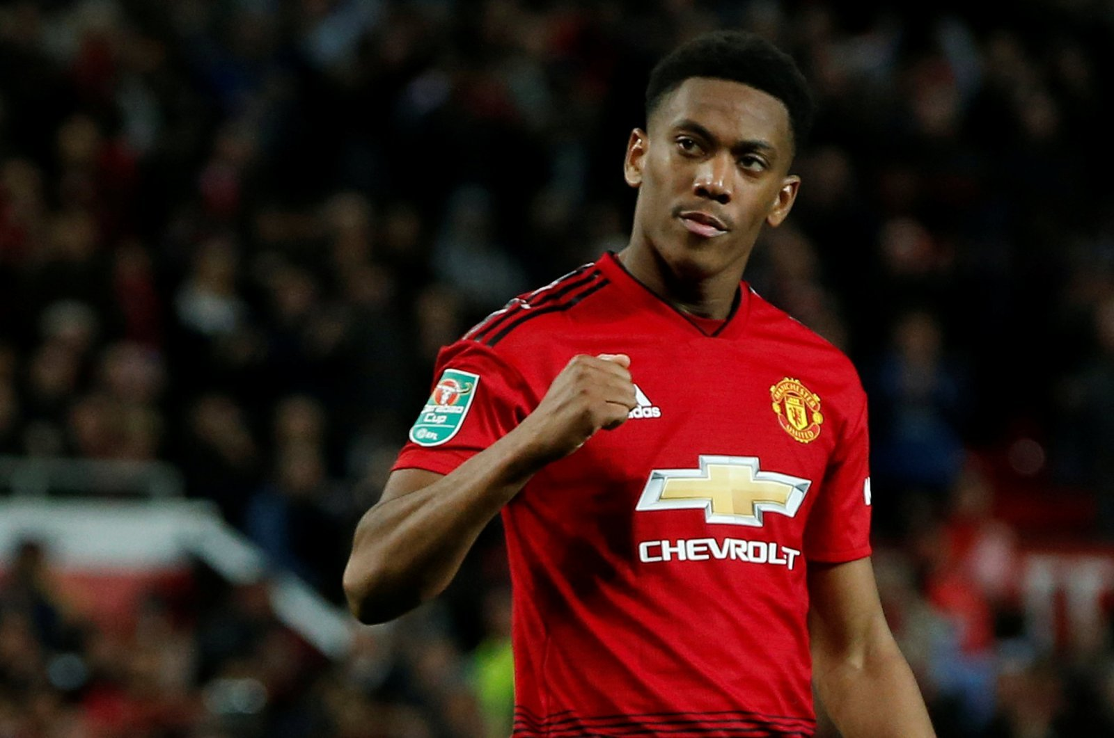 Surely it's now or never for Tottenham and Anthony Martial