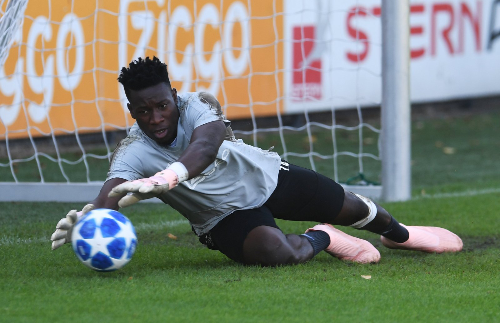Tottenham Hotspur lining up André Onana as goalkeeper reinforcement