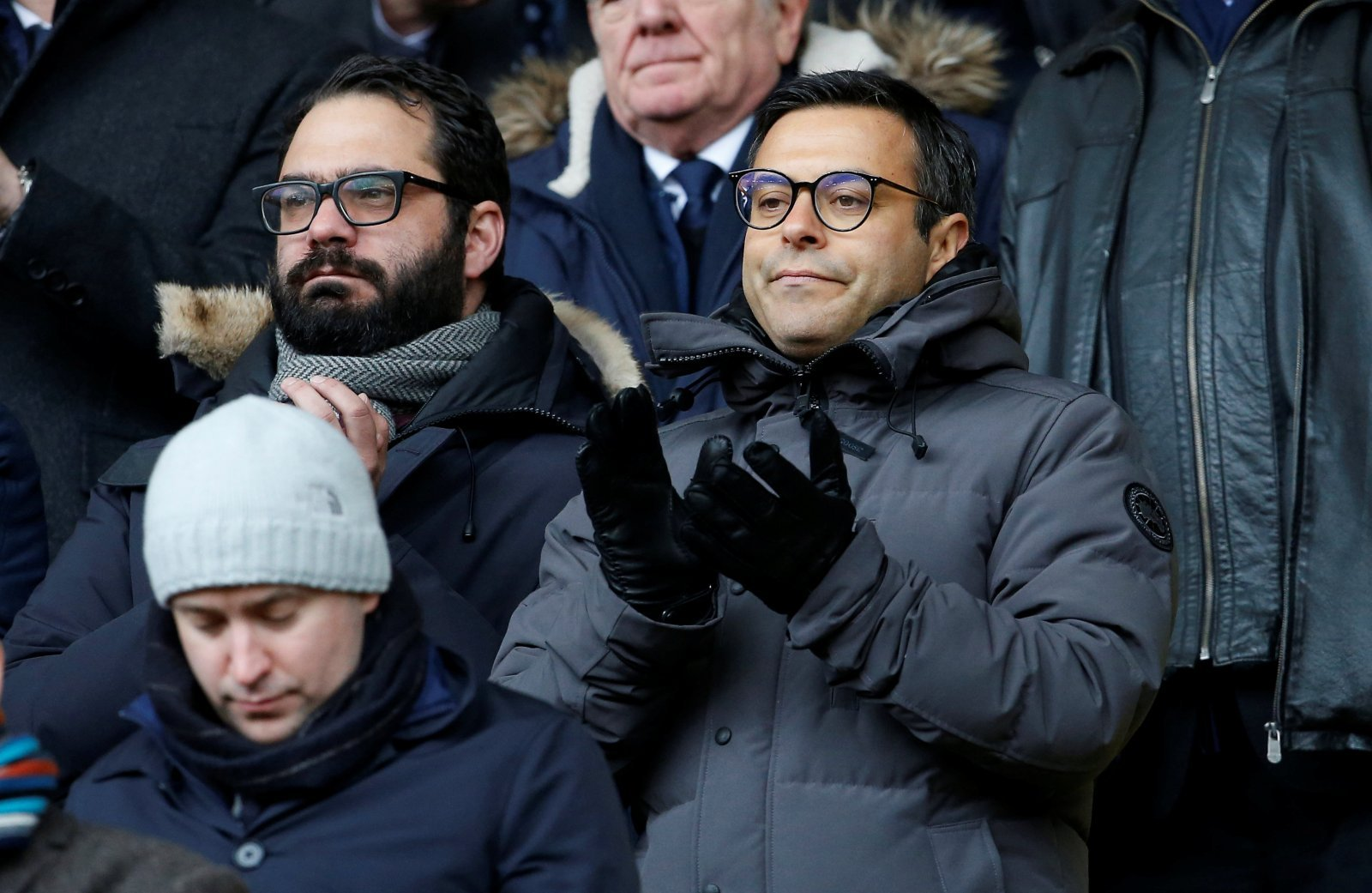 Leeds United: Fans demand Kylian Mbappe signing after he's pictured with Andrea Radrizzani
