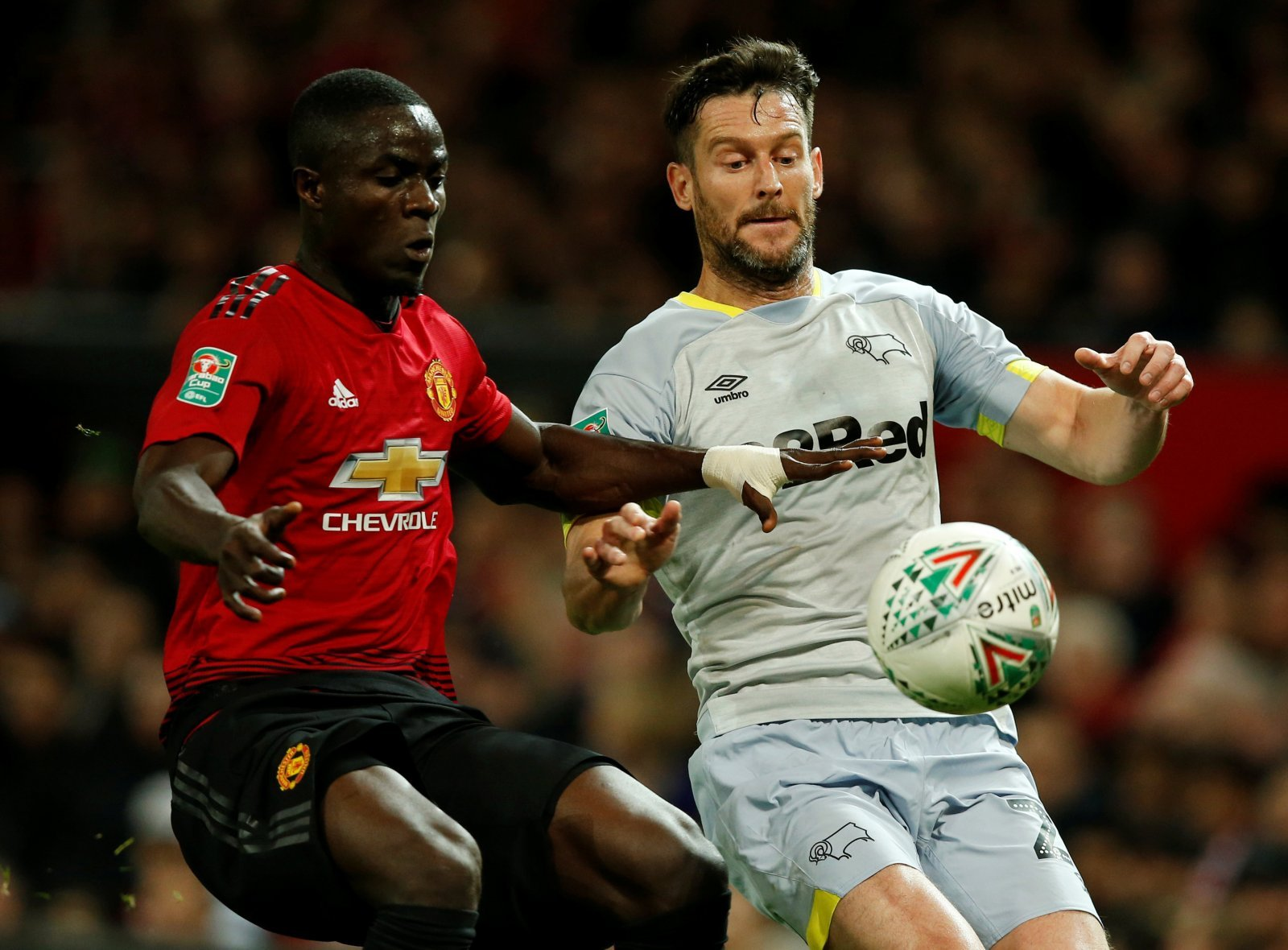 Addition of Eric Bailly could prove to be a Tottenham masterstroke
