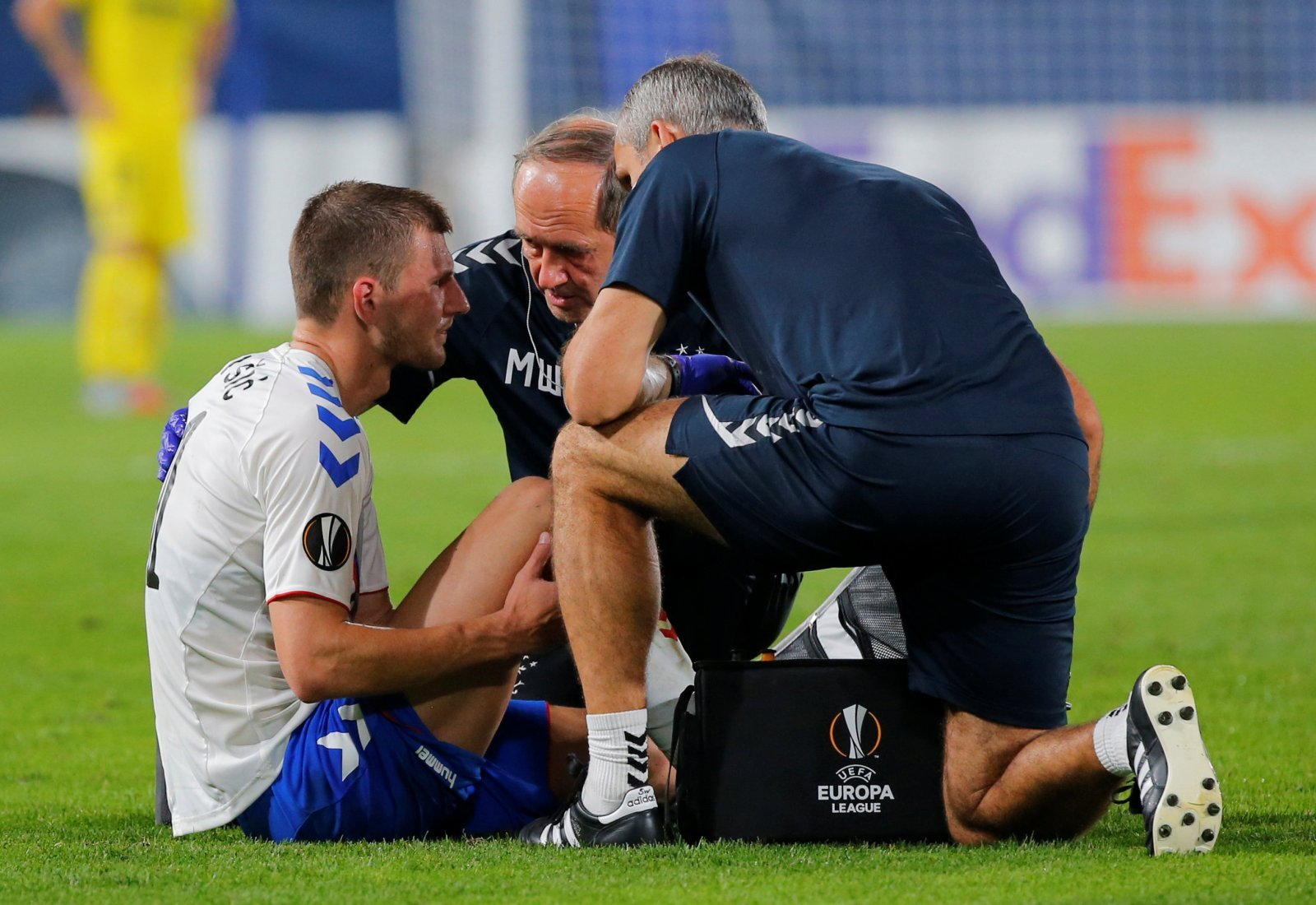 Borna Barisic ruled out of Scottish Cup semi-final