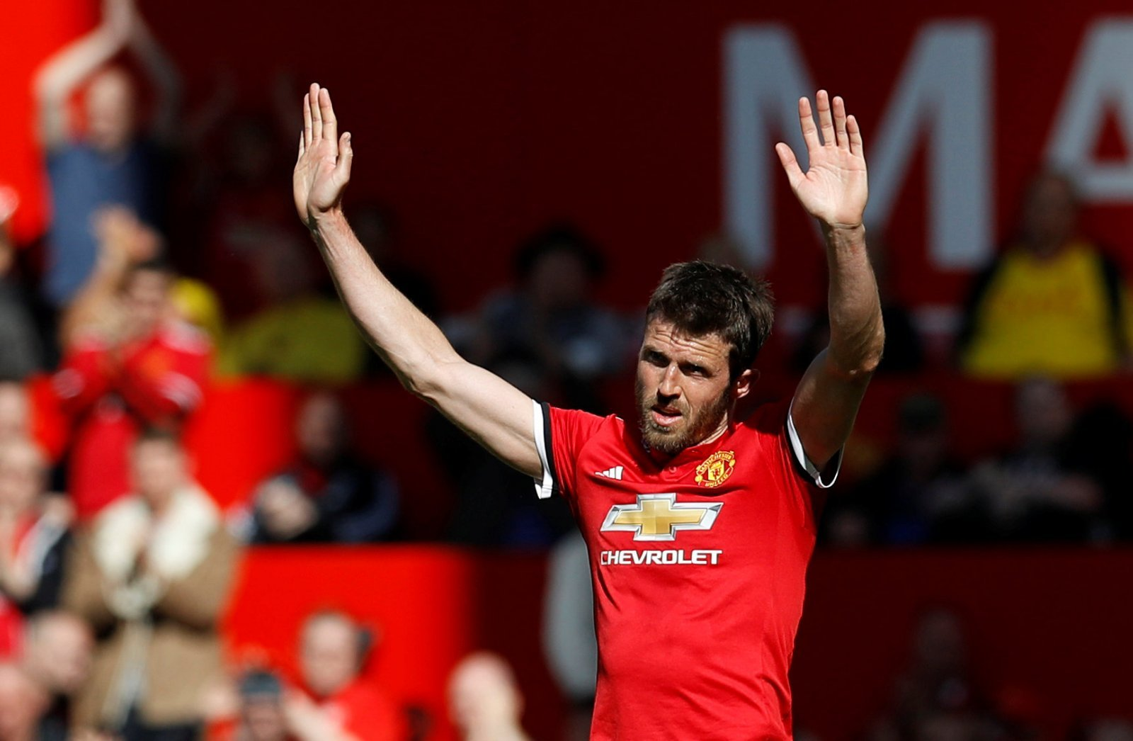 Some Arsenal fans are so wrong: Wenger made an error not signing Michael Carrick