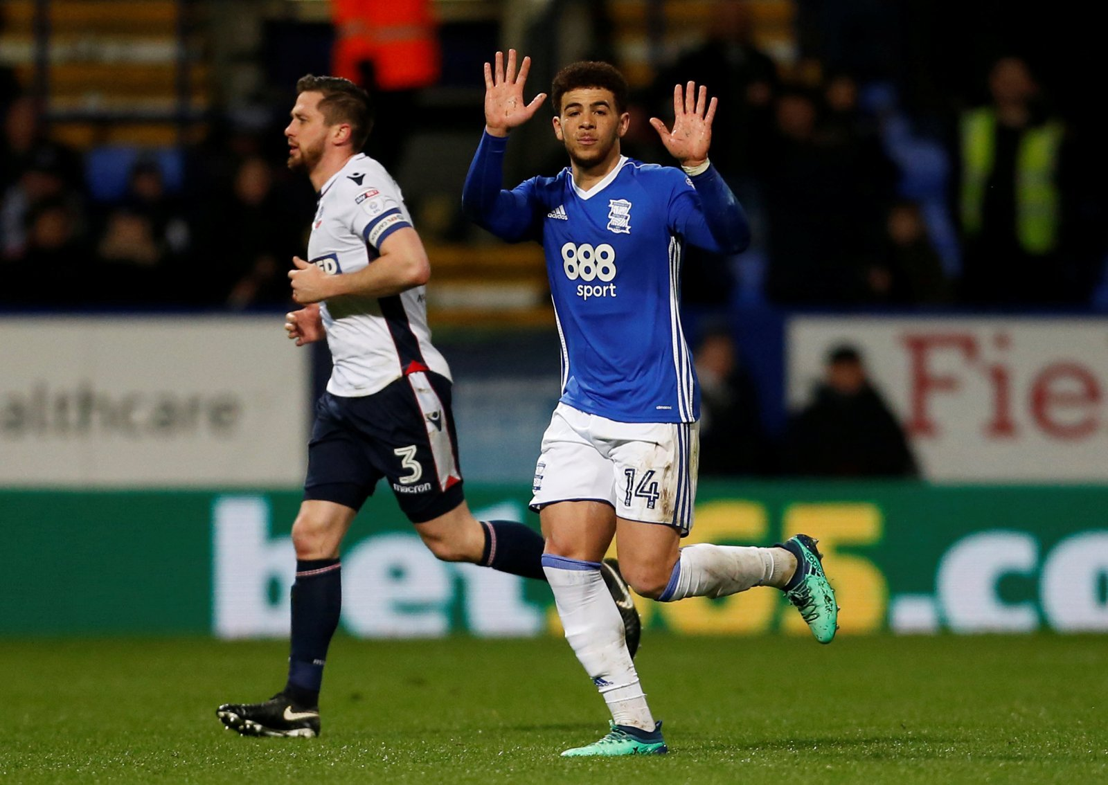 Leicester simply must beat Southampton to the signing of Birmingham's Che Adams