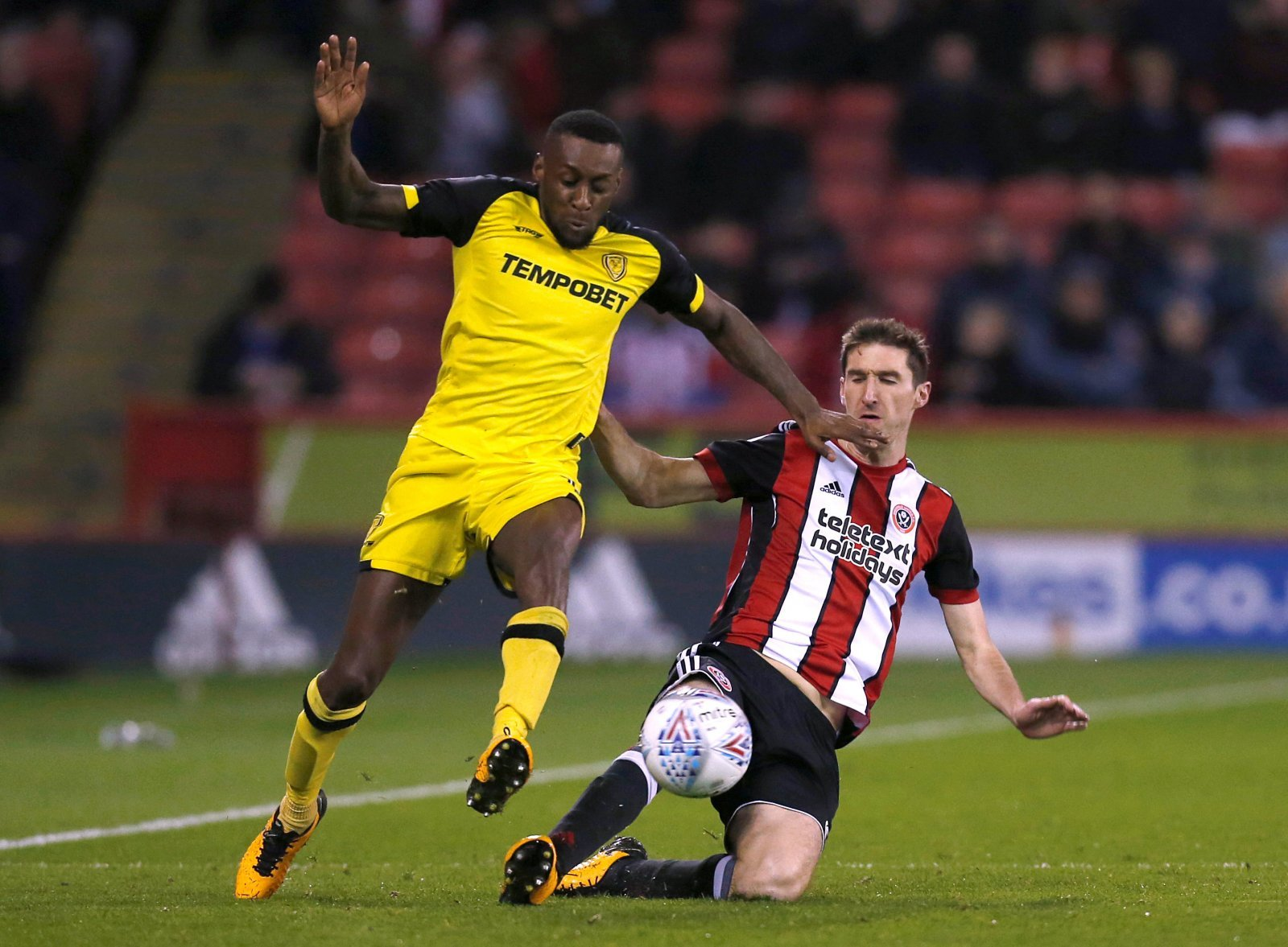 Sheffield United close to offering Chris Basham contract extension