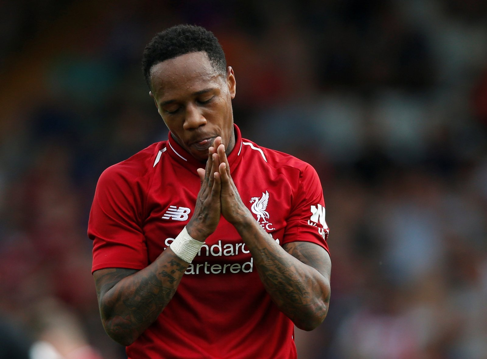 Liverpool fans on Twitter want Clyne return as Alexander-Arnold suffers setback